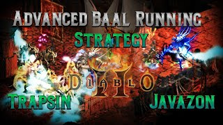 Advanced Baal running techniques for the Trapsin and Javazon - Diablo 2
