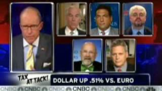 Ron paul: American socialism, inflation economy FED part 2/2