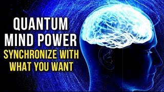 How to synchronize your vibration and attract what you want! ✅FREE ...