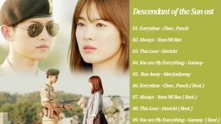 Descendant of the Sun 태양의 자손 OST Full Album Various Artist