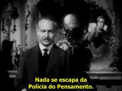1984 de George Orwell. Filme de 1956