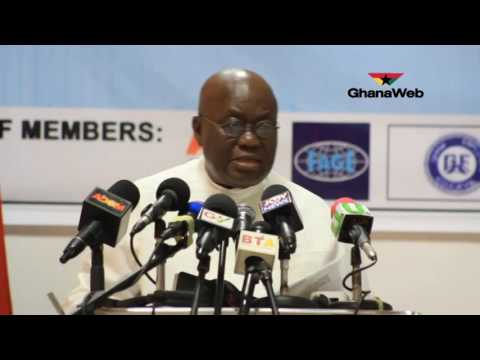 We'll complete National Identification registration in first year – Akufo-Addo