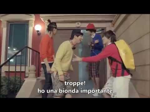 Piergiorgio, molla il karaoke! - canzone coreana italianizzata (Beautiful target - B1A4)