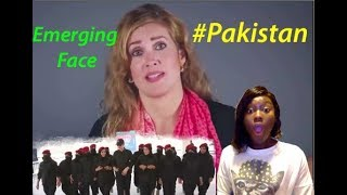 Emerging Face of Pakistan   Reaction by Charmelle