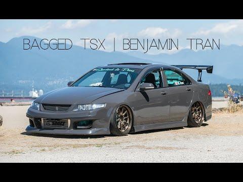 Bagged Acura TSX | Benjamin Tran | 403MEDIA