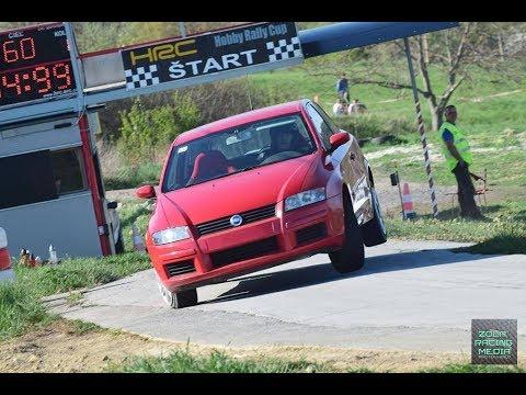 Szojka Ferenc /FIAT STILO/ HRC-Rally Park (2019.04.20.) 3.KOLO