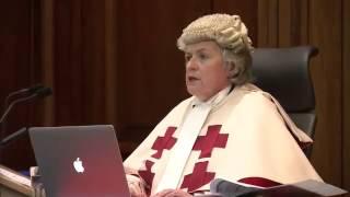 Alexander Pacteau receives sentence after pleading guilty to murdering student Karen Buckley.