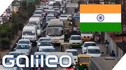 100% Verkehrschaos! Das ist die schlimmste Stau-Stadt der Welt | Galileo | ProSieben