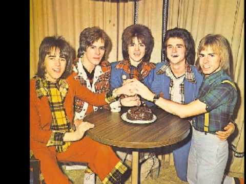 Bay City Rollers- Angel Baby