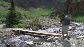 Glacier National Park Backpacking - August 2013