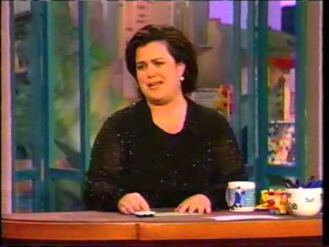 The Rosie O'Donnell Show - Opening Chat February 17, 1998.