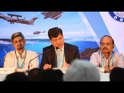 Defence Research & Development Organisation DefExpo 2018 Press Conference By Dr Christopher  Part-II
