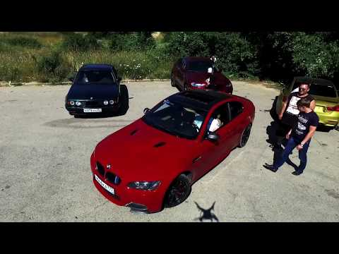 Крым Севастополь BMW festival E30