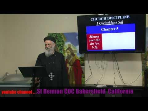 The pauline epistles ( lecture 9) 1corinthians