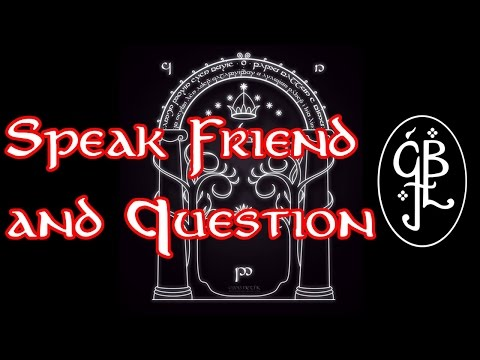 "GBHL Q&A - ""Speak Friend And Question"" #16"