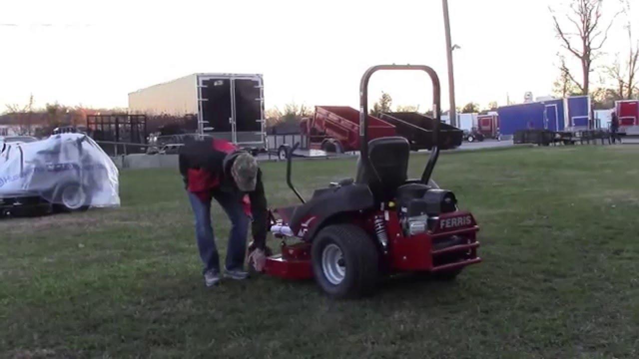 Ferris IS600Z Zero Turn Lawn Mower 44