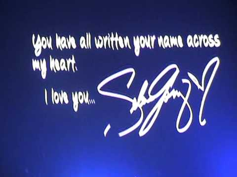 Selena gomez write your name you all have written stars selena gomez write your name you all have written stars dance tour madrid voltagebd Image collections