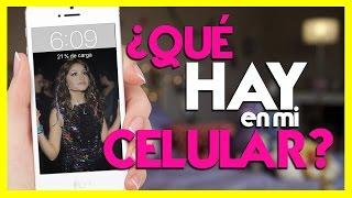 Karol Sevilla I #QueHayEnMiCelular