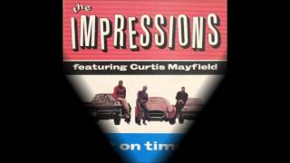 The Impressions feat  Curtis Mayfield - Emotion won