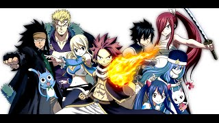 Fairy Tail Main Theme 2014 Version (Flute Cover)