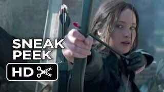 The Hunger Games: Mockingjay - Part 1 Sneak Peek #2 (2014) - THG Movie HD