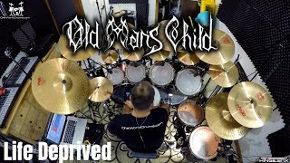 Old Man's Child  - Life Deprived (Drum Cover)