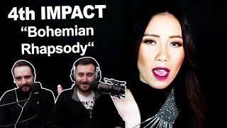 """4th Impact - Bohemian Rhapsody"" Singers REACTION"
