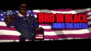 Broforce:The Broforce Dance of Bros