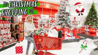 CHRISTMAS DECOR SHOPPING! VLOGMAS DAY 1!