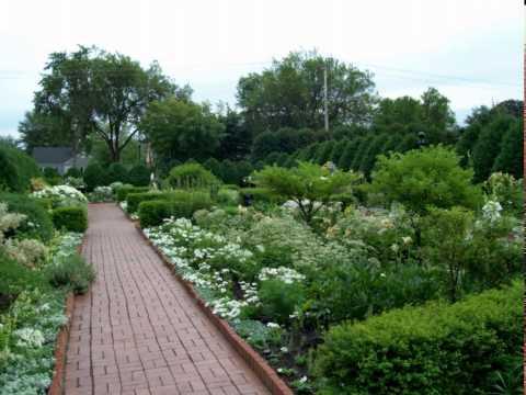 Munsinger Gardens In St Cloud Minnesota 2014 Youtube