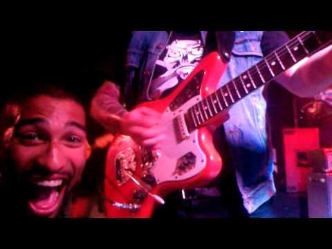 HAWAII SAMURAI - Surf'n'destroy (Live at Void, Bordeaux, Nov 2016)