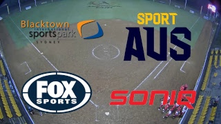 2019 Asia Pacific Cup - Travel Lodge Aussie Spirit VS China