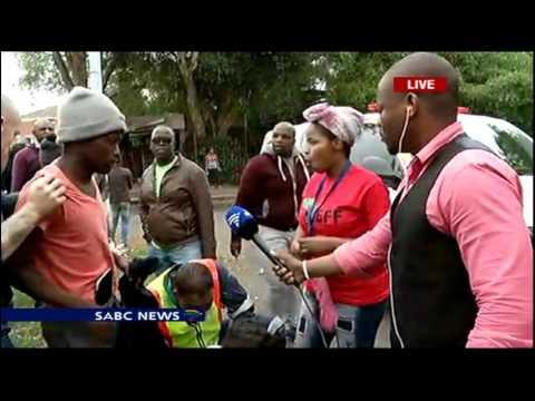 Police and students clash at UKZN Pietermaritzburg campus
