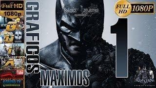 Batman Arkham Origins Español Parte 1 Walkthrough Prologo (Killer Croc)| Gameplay PC Ultra 1080p