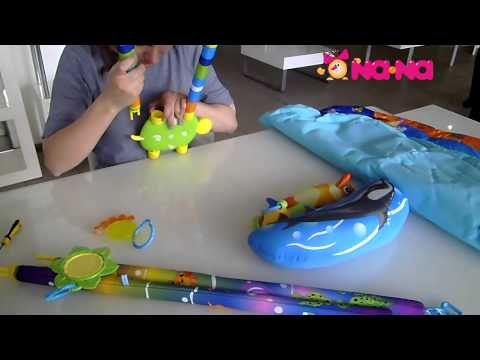 "Арт.  5005 Развивающий коврик La-Di-Da ""Подводный мир"""