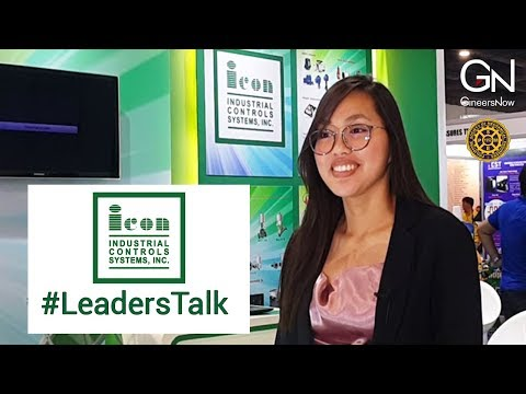 #LeadersTalk with Industrial Controls Systems, Engr. Ann Santos
