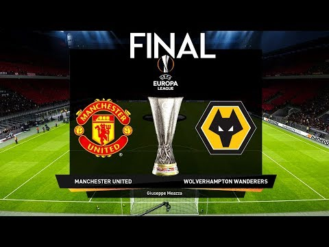 Europa League Final 2020 - Manchester United vs Wolves