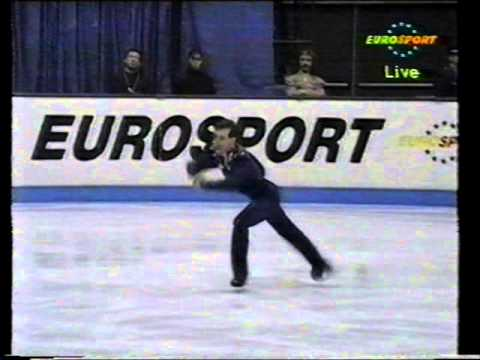Stephen Carr AUS - 1994 World Championship LP