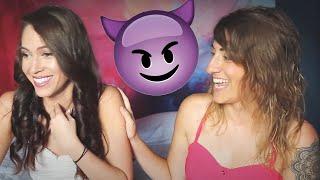 How Lesbians Have Sex : Aggressive vs Passive