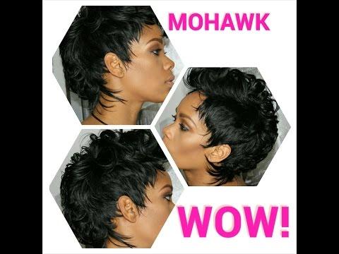 MOHAWK ME! Vanessa Elvas Color 1
