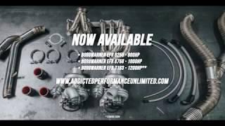 Introducing The APU MK4 Toyota Supra Twin Turbo Kit   APUTN (4K)