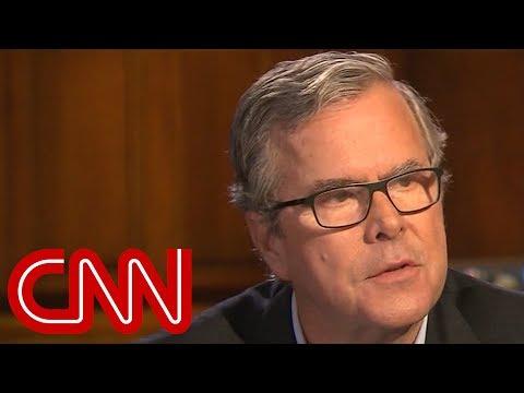 Jeb Bush talks losing to Trump in 2016