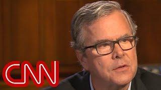 Jeb Bush talks losing to Trump in 2016 thumbnail