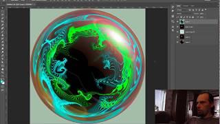 Adobe Photoshop. магия фотошопа. как рисовать ни чего не рисуя