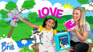 Stories | With Brie | Rocko and Isabella | Story for Kids