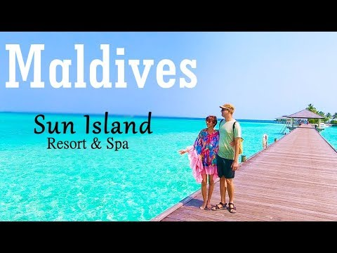 MALDIVES - Sun Island Resort & Spa in Maldives - Review | Maldives Series | World Ghoomo
