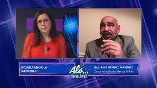 Maduro va preso sino lo matan en el camino #ABN Seg. 2