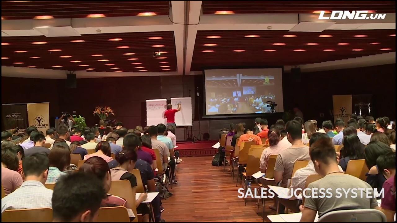 Làm thế nào xây dựng hệ thống bán hàng thành công ngay cả khi không biết bán hàng