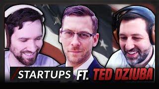 Running for Senate - /STARTUPS ft. Dan Saltman & Ted Dziuba