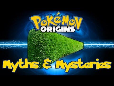 Pokémon Myths And Mysteries   Parfum Palace Hedges